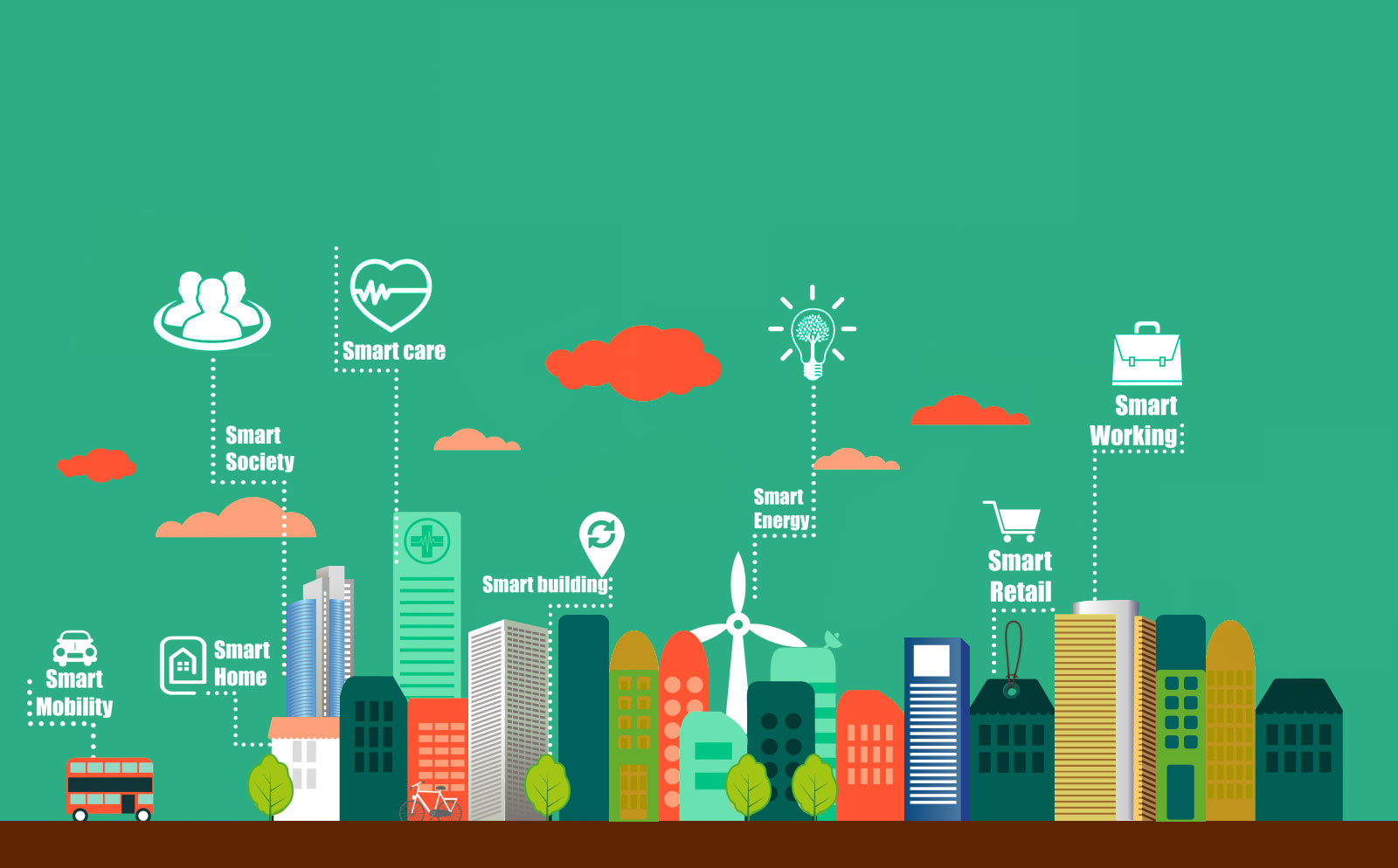 smart city publicesa