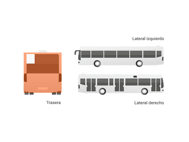 publicidad autobuses escolares