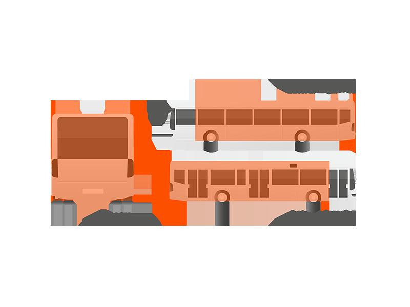 Publicidad integral autobus