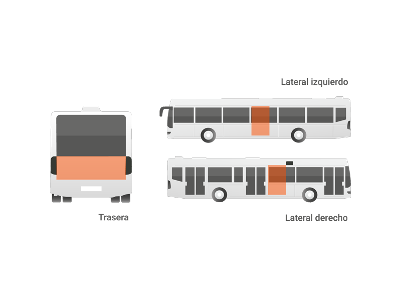 publicidad autobuses laterales mupi