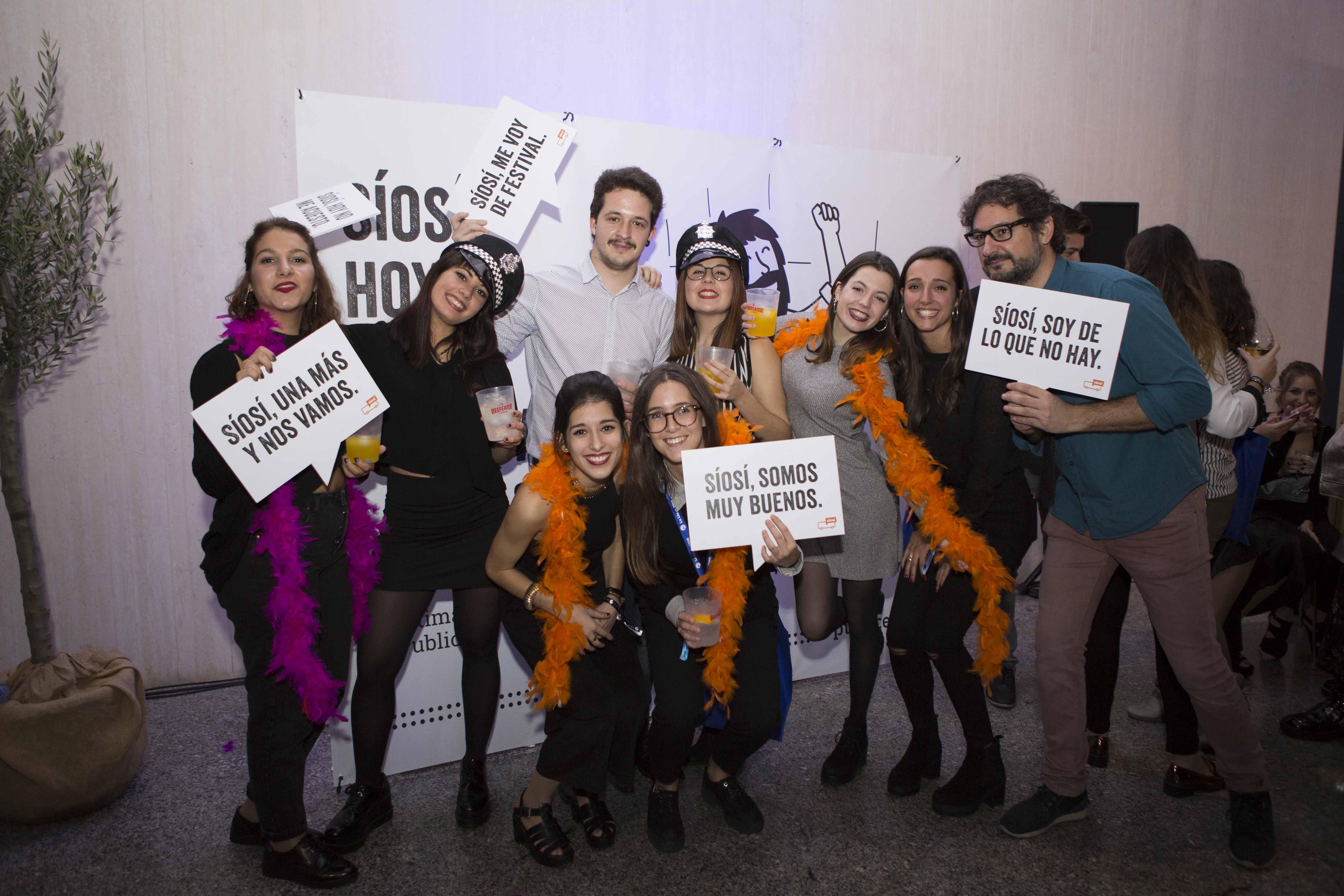 PUBLICESA arranca las sonrisas de las agencias en el Festival de Publicidad la Lluna