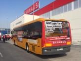 Campañas que se salen del bus