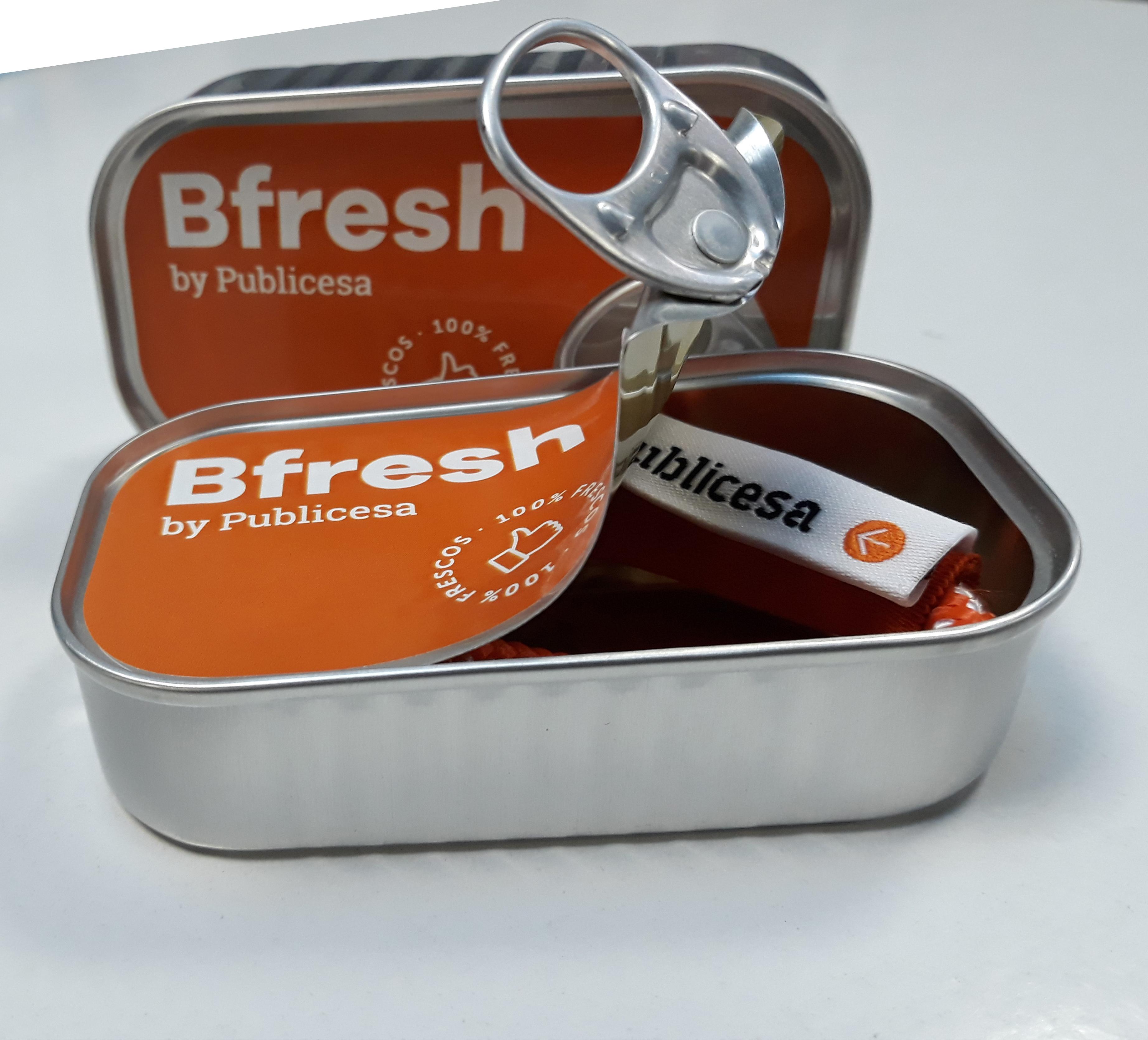 Bfresh… lo último y más fresco de Publicesa