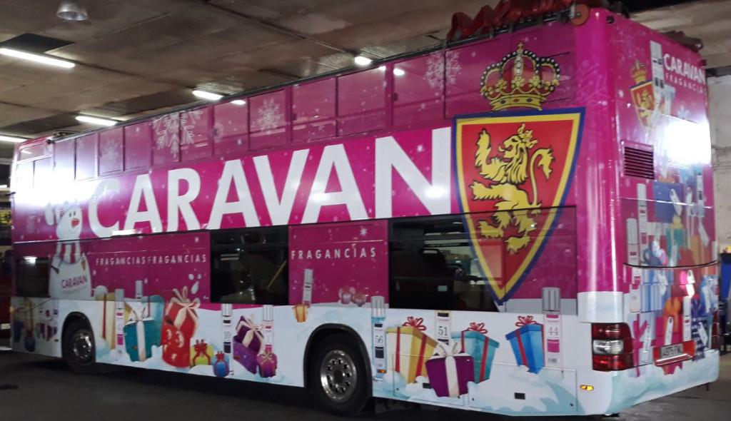 Campañas especiales en Publicesa_Caravan