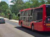 Campaña efectiva de publicidad en autobuses